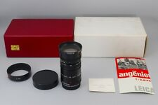 【Rare! w/Box】 Angenieux Zoom 45-90mm f/2.8 R Lens for Leica R 3-Cam JAPAN #2653