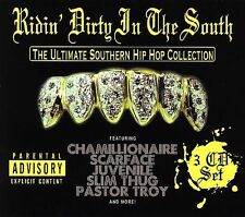 Ridin' Dirty in the South Ultimate Southern Hip Hop Collection [PA] Various (CD)