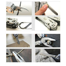 GANZO 301 Multi Tool Toolkit Home Outdoor Usefull Screwdriver Pocket Knives