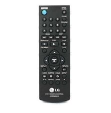 LG DVX550 DVD Player Genuine Remote Control