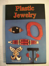 VINTAGE JEWELRY Bakelite CELLULOID Lucite Plastic PRICE  GUIDE COLLECTOR'S BOOK