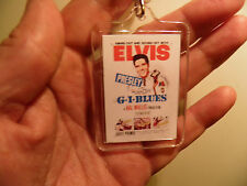 ELVIS PRESLEY   GI BLUES     FILM POSTER  LARGE   KEY RING