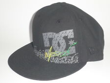 DC Shoes New Era 9Fifty ROBBIE MADDISON Snapback Hat Black OSFA ($30) Drop In RM