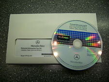 Original Mercedes Benz w126, wis, taller de mano libro, reparación manual en CD
