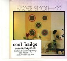 (DP645) Harper Simon, '99 - 2013 DJ CD
