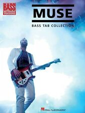 Muse Bass Tab Collection Sheet Music Bass Recorded Versions Persona Bo 000123275