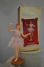 Hallmark - The Ballet - I Love Lucy - Clip-on  - Classic Ornament