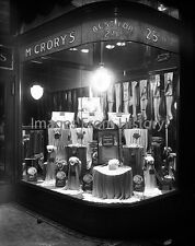 8x10 Print McCory's Store Front 1938 #236541