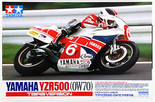 Tamiya 14075 Yamaha YZR500 (OW70) Taira Version 1/12 scale kit