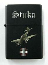 Stuka German Luftwaffe Junkers JU 87 Fighter Dive Bomber Rudel Black Lighter War