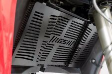 Radiator guard Matte black BMW F800GS, F800GS Adventure