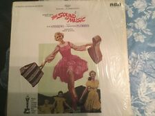 Original: THE SOUND OF MUSIC 1965 Soundtrk Rogers & Hammerstein w/KING AND I NM-
