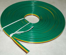 4 Way Flat Bonded 14 Gauge Trailer 14/4 Wire 25 Ft 50844