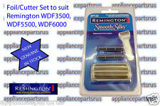 Remington Smooth & Silky Lady Shaver Foil & Cutter Part SP132 - WDF5500 WDF6000