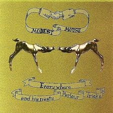 Everywhere and His Nasty Parlor Tricks [EP] by Modest Mouse (Vinyl, Sep-2001,...