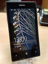Nokia Lumia 520 - 8GB - Black (Unlocked) Smartphone ~ CONDITION 7-8/10 ~