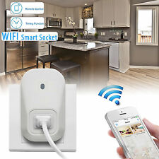 EEEKit Remote Control Timer Timing Switch WiFi Smart Power Socket Outlet US Plug