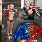 Batman Suicide Squad Harley Quinn ~Daddy's Coat Lil Monster Cosplay Jacket M3