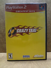 Crazy Taxi (Sony PlayStation 2)