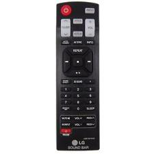 * Nuovo * Originale Lg nb2420 / nb2420a BARRA AUDIO Remote Control