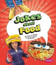 Jokes about Food Joke Books by Judy A. Winter (2010, Hardcover)