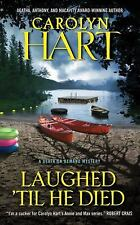Laughed 'Til He Died (Death on Demand) Hart, Carolyn Mass Market Paperback