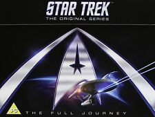 Star Trek The Original Series The Full Journey (23 Disc) DVD