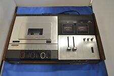 Vintage TEAC A-250 Stereo Cassette deck Player 110/220V Dolby System Teac A-250