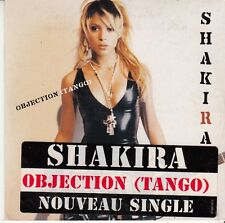 CD SP 2T SHAKIRA *OBJECTION*