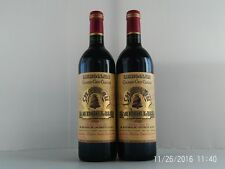 "Grand Vin/Wein/Wijn de Bordeaux ** Chateau L'ANGELUS 1988 ** 1er GCC ""A"""