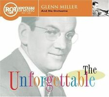 Unforgettable Glenn Miller & His Orchestra by Glenn Miller (CD, Aug-2001, RCA V…