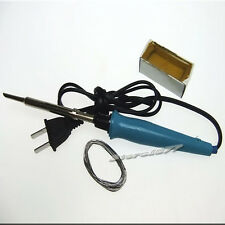 Electric Soldering Iron 35W + Solder Tin Wire + Rosin (Colophony) s651