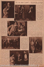 "1933 - American Play Stage Review ""It Is The Law"""