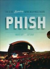 Live at the Legendary Alpine Valley Music Theatre by Phish (CD, Dec-2010, 4...