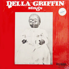 DELLA GRIFFIN Sings US Press obre DR 1009 LP