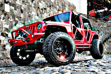 Jeep: Wrangler 4WD 4dr Unli