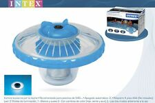 INTEX SWIMMING POOL PARTY FLOATING FLOOD 3 CHANGING COLOR LED OUTDOOR LIGHT