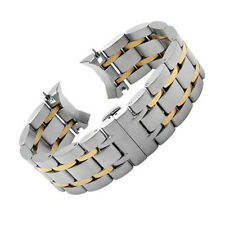 20mm Solid Stainless Steel Strap Bracelet Watch Strap Band For Tissot 1853