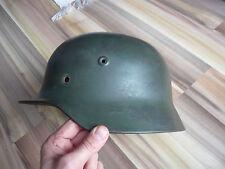 WWII German Combat Helmet Stahlhelm Wehrmacht Heer Army Military
