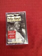 Petey Pablo - Diary of a Sinner: 1st Entry [PA] rap oop Cassette NEW