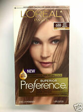 L'Oreal Paris Superior Preference # 6BB Light Beige Brown NEW.