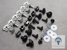 Unterfahrschutz Einbausatz Clips für Skoda Superb 3U4, VW Passat 3B2 3B3 3B5 3B6