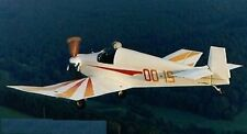D-9 Jodel D9 Bebe Ultralight Airplane Wood Model Small