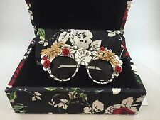 New Dolce & Gabbana DG4275H Runway Style Limited Edition Sunglasses VERY RARE!