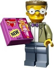 NEW LEGO Minifigures 71009 The Simpsons Series 2: Smithers