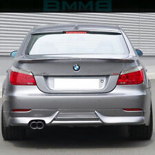 Painted Color A Style Rear Trunk Spoiler 2004-2010 BMW E60 Sedan 530xi M5 550i