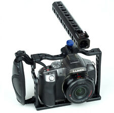 Professional Cage Rig For Panasonic DMC G6 G5 DV Camera Video Film