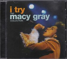 THE MACY GRAY COLLECTION - I TRY - CD