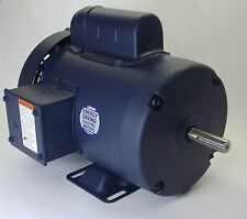 3/4 HP 3450 RPM 56 Frame 115/230V Leeson Electric Motor ~NEW~*FREE SHIPPING*