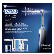 Braun Oral-B Center OxyJet + PRO 5000 SmartSeries - Dentalcenter